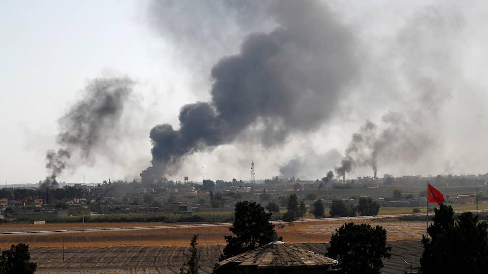 Как проходит турецкая военная операция «Источник мира»