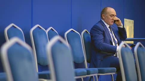 Челябинский губернатор злоупотребил с дорогой // МВД возбудило уголовное дело в отношении Бориса Дубровского и хочет объявить его в розыск