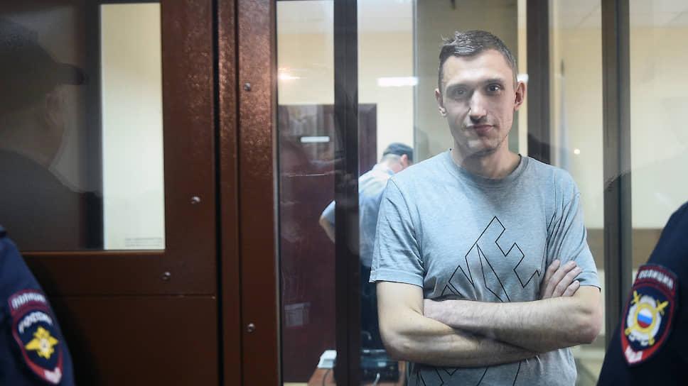 Гражданский активист Константин Котов
