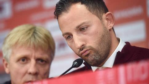Доменико Тедеско приступает к работе  / Немецкий тренер принимает «Спартак»