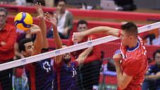 Российские волейболисты завершили выступление в Кубке мира