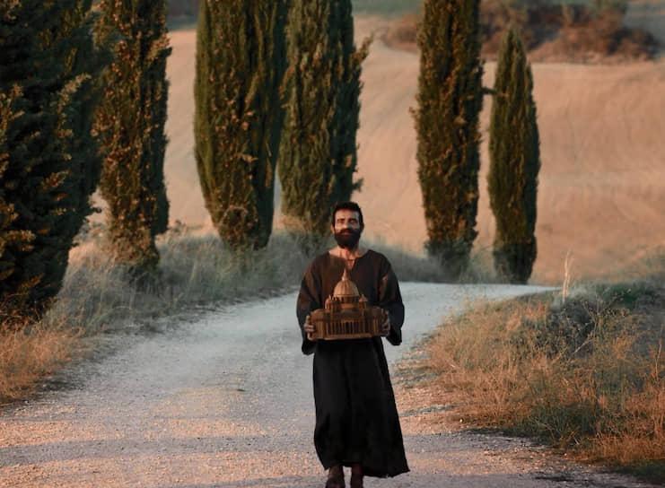 Кадр из фильма «Грех»