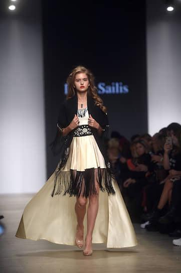 Показ коллекции Sardinia Glam (Италия) дизайнера Paola Sailis