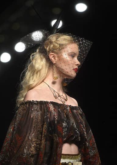 Показ коллекции Sardinia Glam (Италия) дизайнера Roberto Bоrtolussi