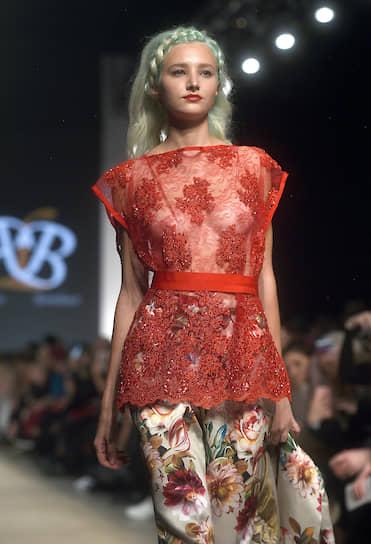 Показ коллекции Sardinia Glam (Италия)