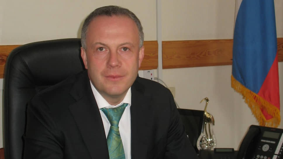 Вице-губернатор Тамбовской области Глеб Чулков