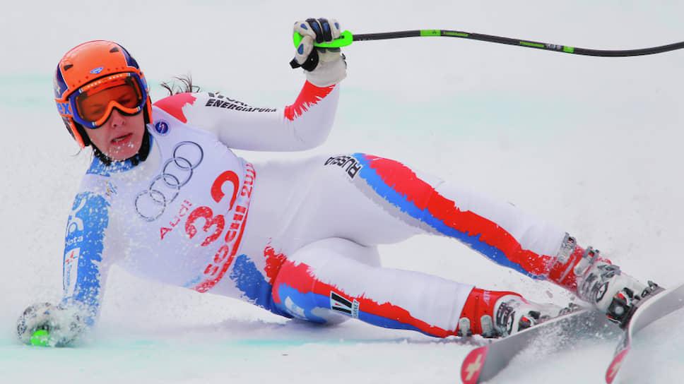 Спортсменка Мария Комиссарова