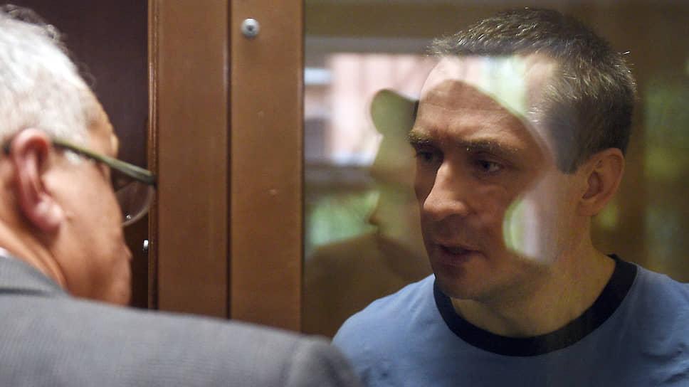 Как Дмитрию Захарченко сократили наказание