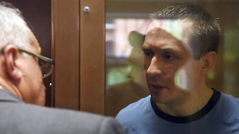 Дмитрий Захарченко наговорил на полгода  / Полицейскому-миллиардеру сократили наказание