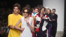 Сумбур вместе с музыкой  / Продолжается Mercedes-Benz Fashion Week Russia