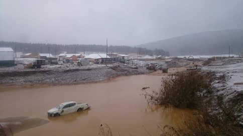 Дамба подвела артель  / Из-за затопления вахтового поселка погибли 15 человек