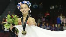 Золотой дебют Анны Щербаковой  / Уникальные для женщин прыжки вывели россиянку в победительницы этапа Гран-при в США