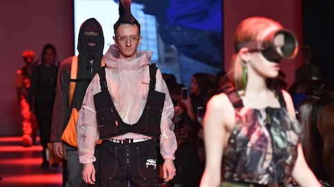 Эту песню зашивает молодежь  / Молодые дизайнеры на Mercedes Benz Fashion Week