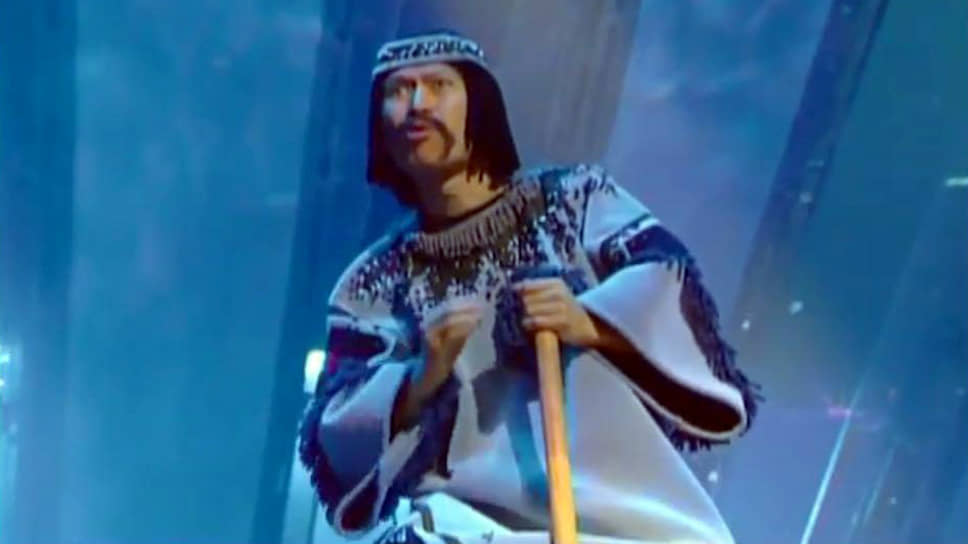 Сергей Ли в мюзикле «Норд-Ост»