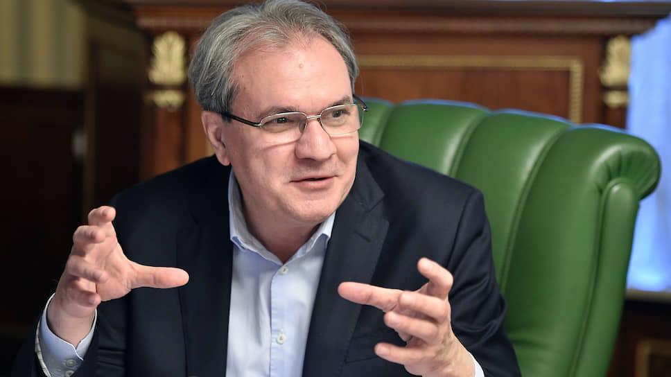 """Валерий Фадеев рассказал """"Ъ"""", чем должен заниматься президентский совет"""