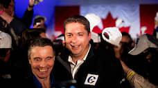 Канада оказалась на грани меньшинства  / В результате парламентских выборов может не оказаться очевидного победителя