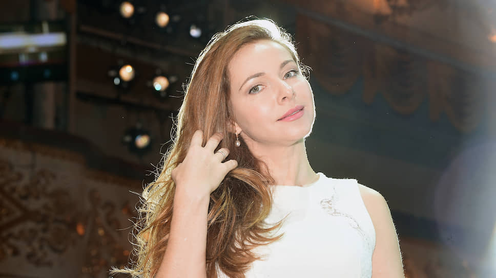 Актриса Театра им. Моссовета Екатерина Гусева