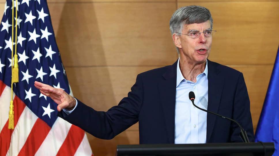 Временный поверенный по делам США на Украине Билл Тейлор