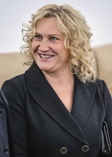 1-е место. Президент Inteco Management Елена Батурина — $1,2 млрд