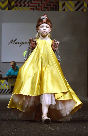 Показ коллекции бренда Mariposik by Victoria Klimycheva