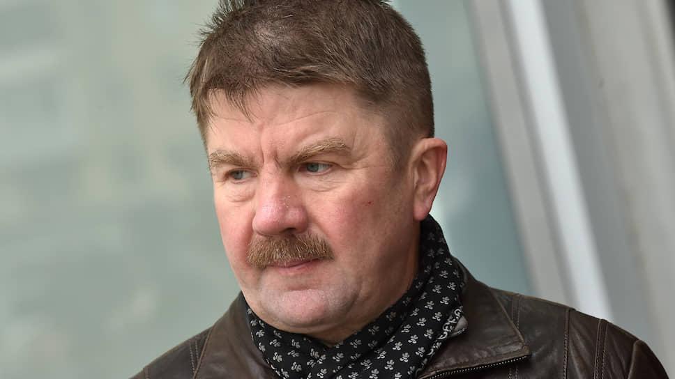 Руководитель общественной организации «Норд-Ост» Дмитрий Миловидов
