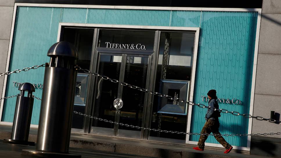 Компания LVMH купит бренд Tiffany