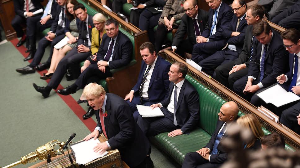 Как для выхода Великобритании из ЕС подбирают новый парламент