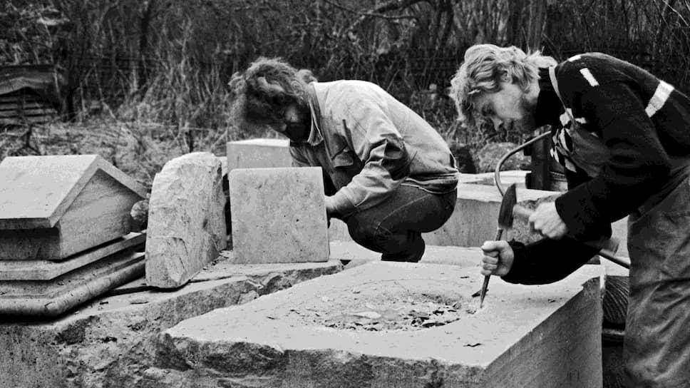 «В малых строительных организациях системы Госстроя Эстонской ССР (на фото) выработка на одного работника в 1,5–2 раза, а в ряде случаев и в 5–6 раз выше, чем в среднем по отрасли»