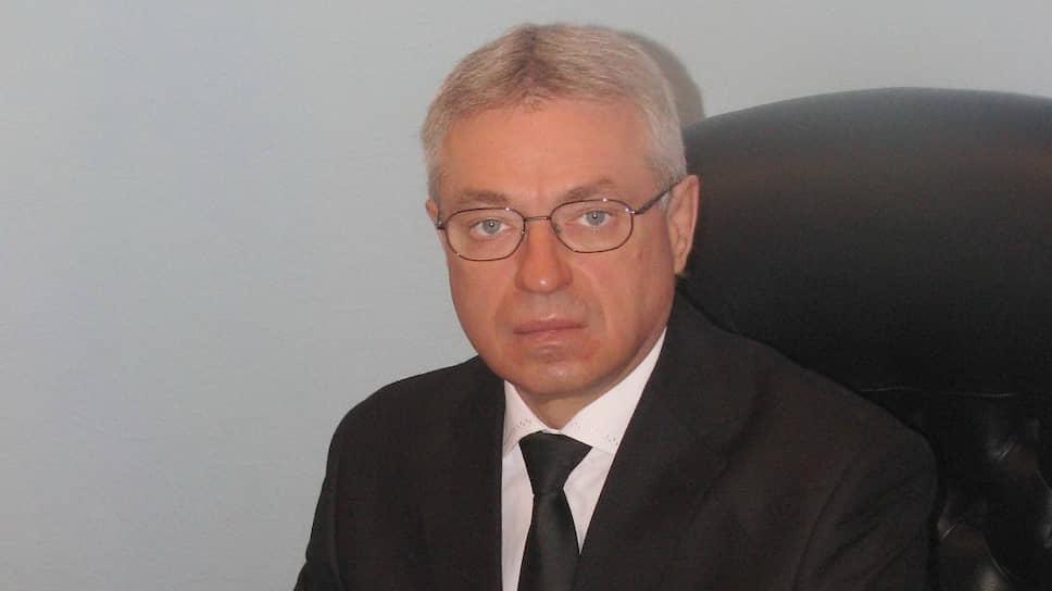 Бывший мэр Киселевска Кемеровской области Сергей Лаврентьев