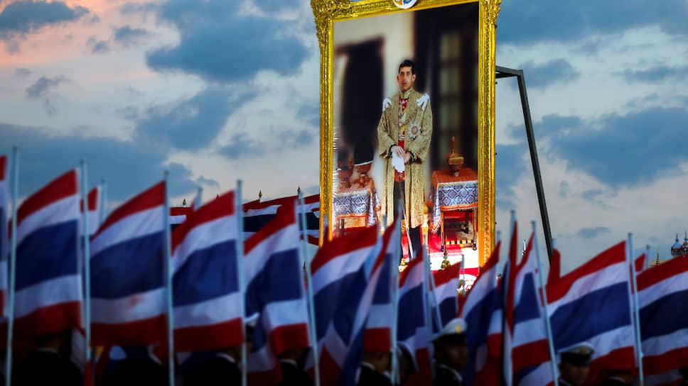 Празднование 67-летия короля Таиланда Рамы X, Бангкок