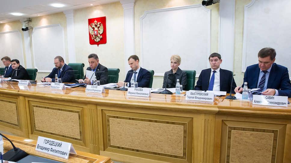 Заседание Совета по местному самоуправлению на тему «Об участии органов местного самоуправления в реализации национальных проектов»