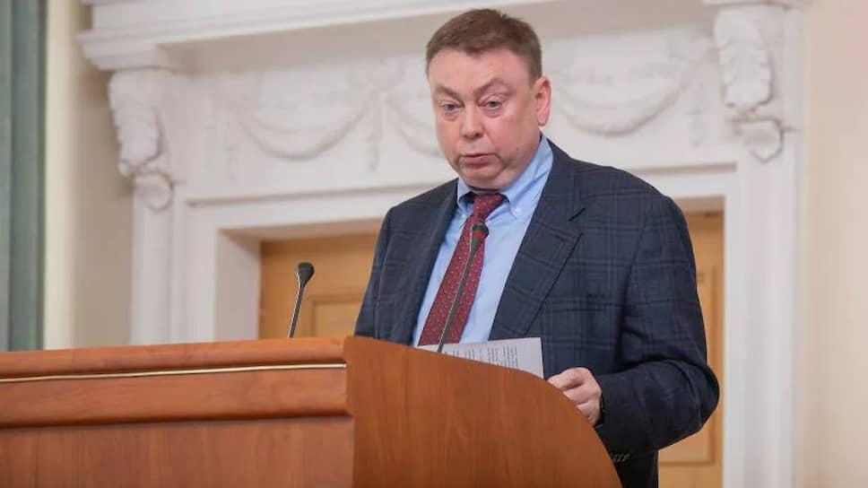 Бывший замглавы Минприроды Владимир Логинов