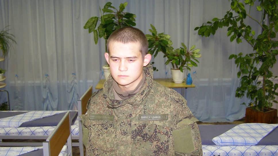 Почему адвокаты солдата добиваются переквалификации дела