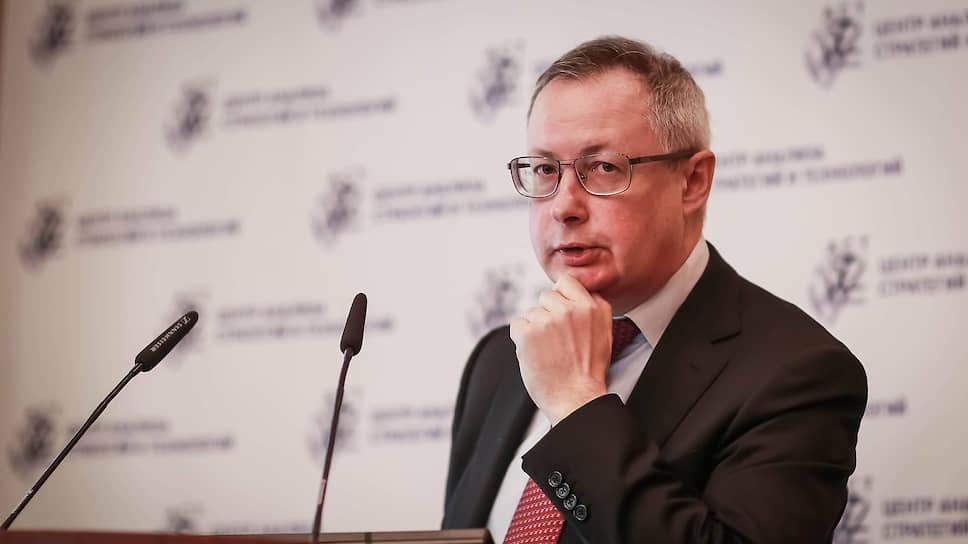 Замглавы Центра анализа стратегий и технологий Константин Макиенко