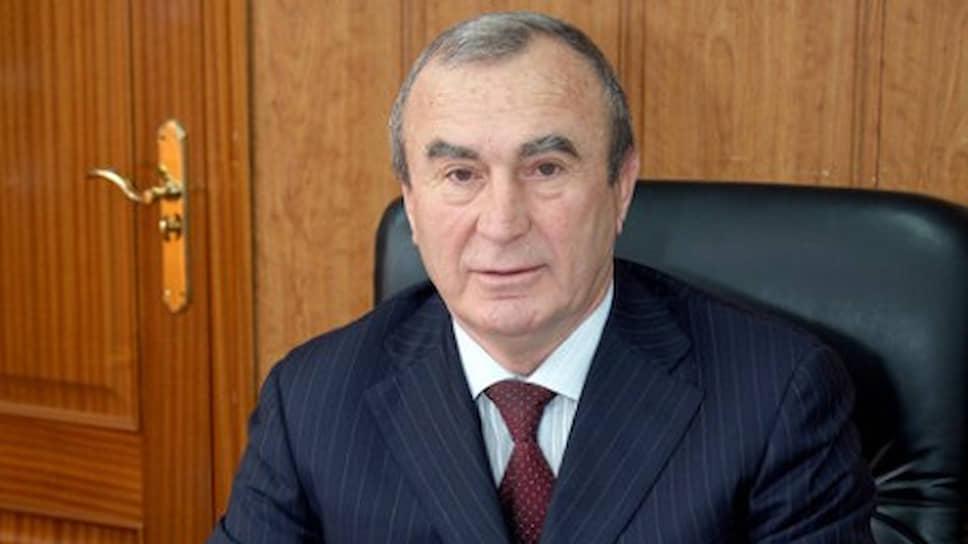 Бывший мэр Каспийска Джамалудин Омаров