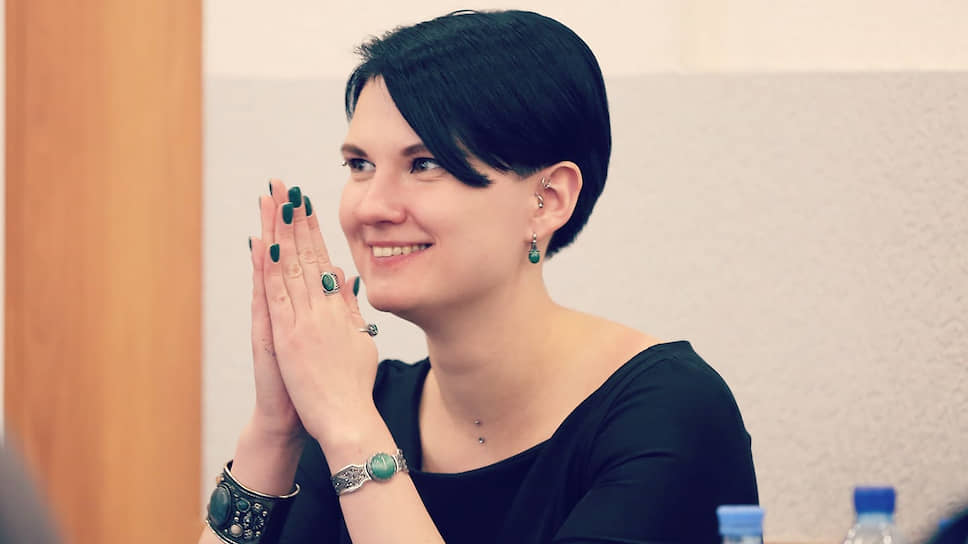 Юрист Юлия Федотова