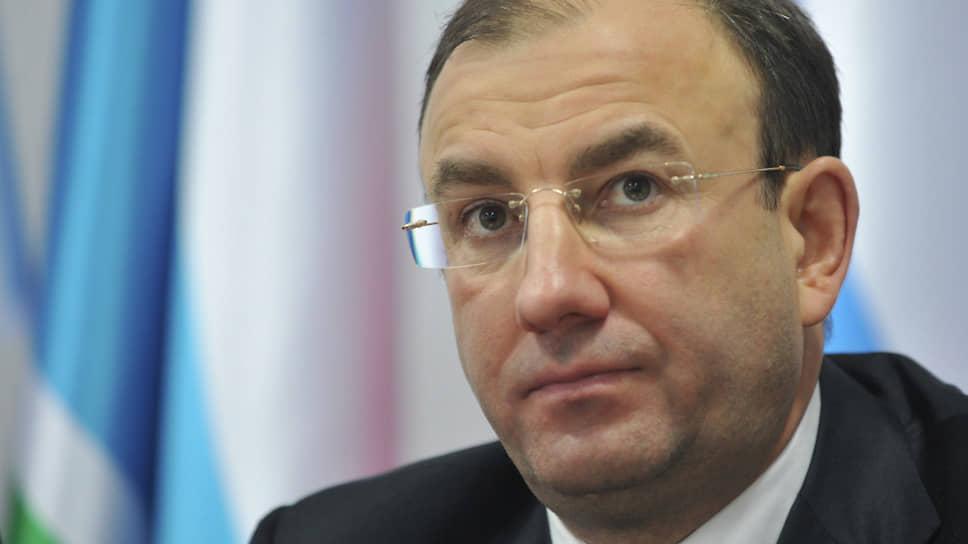 Глава машиностроительного холдинга «Новаэм» Виталий Черномор