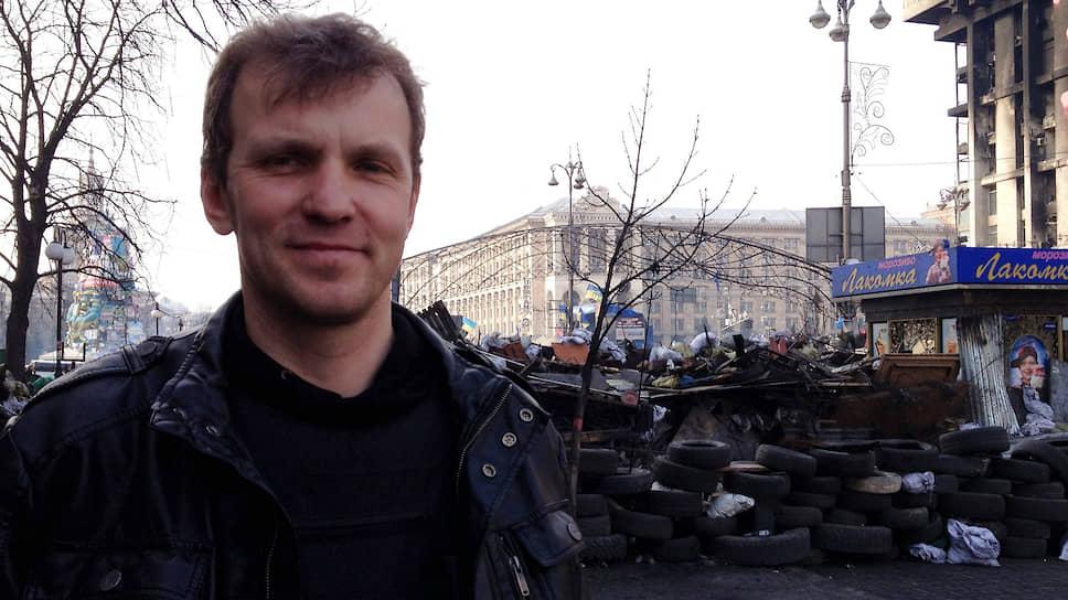 Сотрудник секретариата уполномоченного Рады Украины по правам человека Игорь Мазур