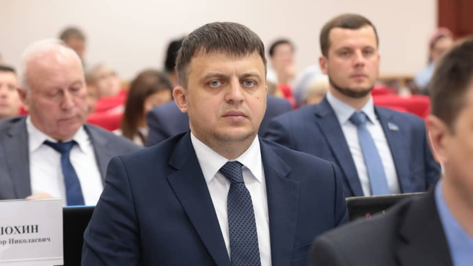 Член ЛДПР Дмитрий Приятнов