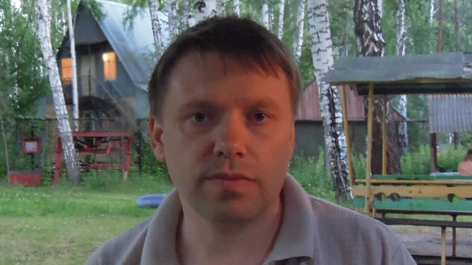 Судья в отставке Коркинского городского суда Челябинской области Сергей Югов