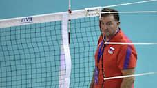 Серджо Бузато дождался утверждения женским тренером  / Итальянец станет новым наставником сборной России