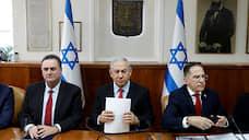 Израиль отстрелялся компромиссом  / Биньямин Нетаньяху договаривается о правительстве национального единства