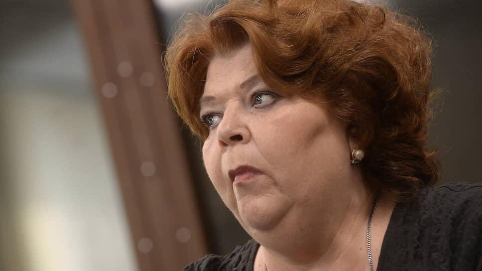 Бывший главный бухгалтер «Седьмой студии» Нина Масляева