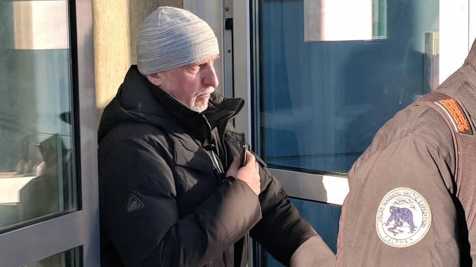 Свидетель обвинения по делу «Седьмой студии» Дмитрий Дорошенко