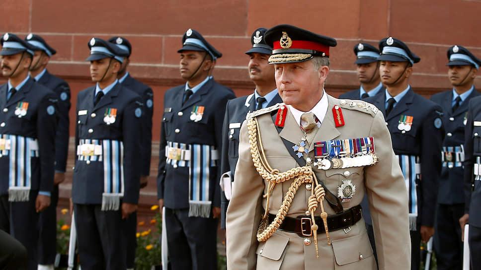 Начальник штаба обороны Великобритании Николас Картер