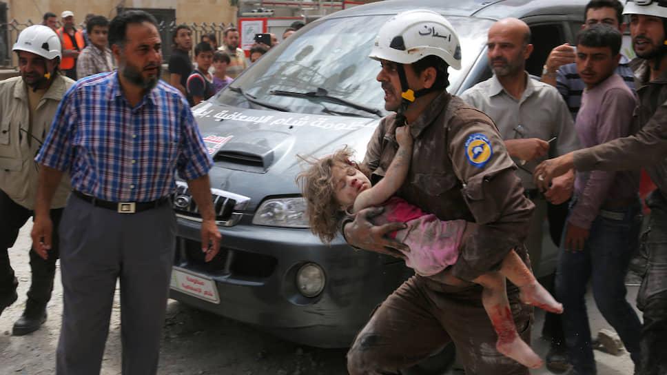 Наиболее известен Джеймс Ле Мезюрье как создатель «Сирийской гражданской обороны»