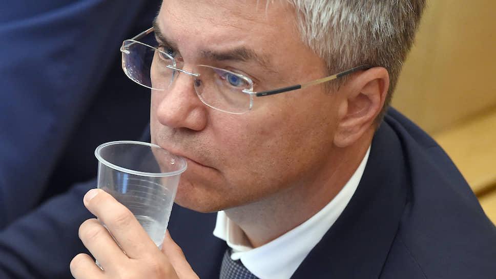 Замсекретаря генсовета «Единой России» Евгений Ревенко