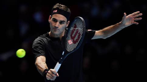 Роджер Федерер подал себе в полуфинал  / А Рафаэлю Надалю — на первое место в рейтинге
