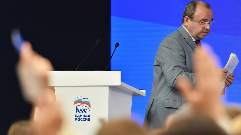 Депутат Госдумы Виктор Селиверстов