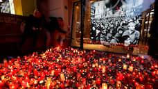Музыка, демонстрация и святой Вит  / Чехия празднует 30-летие «Бархатной революции»